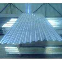 Quality SGCC, SGCH, G550 JIS hot dipped Steel Galvanized Corrugated Roofing Sheet / sheets wholesale