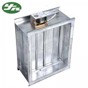 Quality Ventilation System Galvanized Steel Air Volume Regulating Valve In Air Ducting wholesale