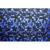 Quality Garment Accessories Chemical Lace Fabric  Water Soluble Embroidery  lace fabric  in Different  Color wholesale
