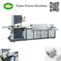 Quality Automatic small toilet paper band saw cutting machine for sale wholesale