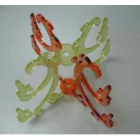 Quality CH (54) Colorful fog acrylic candle holder wholesale