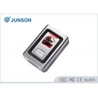 China 500DPI Security Standalone Fingerprint Access Control Built In PIR on sale