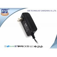 Quality Black US PIN 24W Series Universal AC DC Power Adapter 5V 3.5A with Indicator Light wholesale