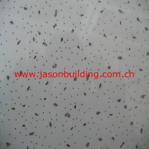 Mineral fiber board ceiling tiles