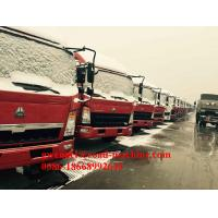 Quality 6480KG Total Weight 5CBM Chemical Liquid / Petroleum Transported Tank Truck wholesale