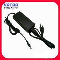 Cheap 12VDC 5Amp AC DC Power Adapter 60Watt LED Driver ETL FCC Approved for sale