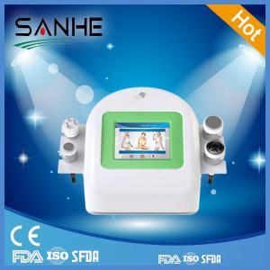 China 2015 latest manufacturer portable 5 in 1 ultrasonic rf slimming cavitation beauty machine on sale