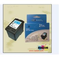 Quality HP21xl ink cartridge US$4.2 black ink cartridge toner cartridge compatible refill cartridge wholesale