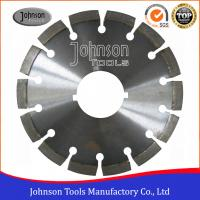China Laser 180mm Diamond Cutting Saw Blades Cured Concrete Circular Saw Blade on sale