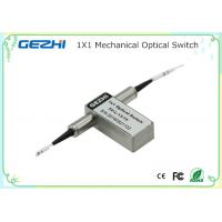 Quality Micro 1x1 Mechanical Optical Switches 850nm or 1260~1650nm configurable OADM wholesale