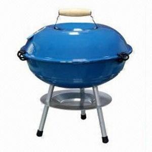 China Enamel Mini Charcoal Grill on sale