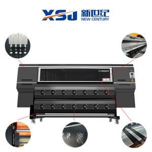 China FEDAR Environmental Multicolor Sublimation Fabric Ink Cartridge Refills Printing Machine on sale