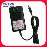 Quality 36W Wall Mount 24 Volt 1.5A Switching Power Adapter For Hard Drive , CE ROHS wholesale