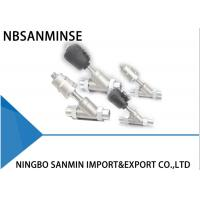 Buy cheap High Reliability Sanmin Angle Seat Piston Valve Plunger Pilot Operating JDF200 Series from wholesalers