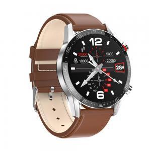 China L13 Smart Watch GT05 Men ECG+PPG Waterproof Call Blood Pressure Fashion Wristbands Bracelet Fitness SmartWatch PK L7 on sale