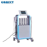 China 5In1 RF Cavitation Multifunctional Beauty Machine Face Cleaning on sale