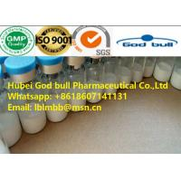 Quality Aod 9604 Muscle Growth Steroids Peptide Hormones Lyophilized Powder 2 mg/Vial 221231-10-3 wholesale