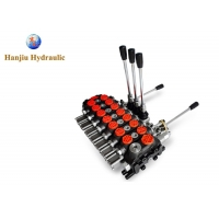 China Hydraulic Distributor Stackable SD8 WALVOIL Industrial Hydraulics Manual Directional Control Valves on sale