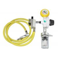 Cheap Wall Mounted Hospital Vacuum Extractor Regulator with Pipeline Insert for Medical Gas for sale