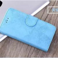 Cheap Vintage Samsung S8 2 In 1 Wallet Case Oil Leather Soft Back Cover Seamless Joint for sale