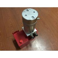 China Vertical Mounting 12 Volt DC Hydraulic Power Units 210 bar for fork lift with different speed on sale