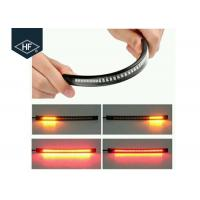 Quality Flexible Soft 12V Aftermarket Motorcycle Lights Strip For Rear Tail Brake Stop wholesale