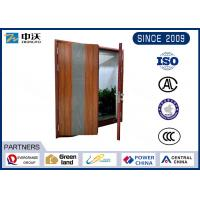 Quality Two Visual Panels FD90 Fire Doors With Steel Structures Easy To Install wholesale