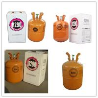 Quality 99.9% Purity R290 Refrigerant Gas Packed in 5.5kg Cylinder wholesale