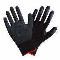 Quality Safety Protective Gardening Gloves with Latex Coating wholesale