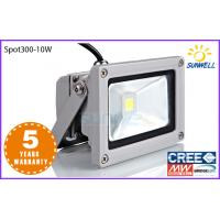 waterproof 10w warm white led flood light with photocell. Black Bedroom Furniture Sets. Home Design Ideas