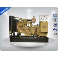 Quality 23Kva ~ 1500Kva Open Type Cummins Diesel Generator 24V 100Ah Battery Capacity, wholesale