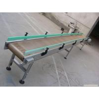 China PTFE  coated fiberglass mesh conveyor belt on sale
