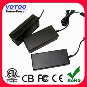 Quality 12VDC 5Amp AC DC Power Adapter 60Watt LED Driver ETL FCC Approved wholesale