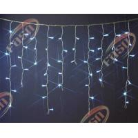 Quality Warm White High Intensity Long Strings LED Icicle Light for Holiday Decorative Lighting wholesale
