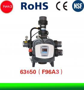 China Automatic Multi Port Valve Runxin Automatic Softner Control Valve F96A3 Big Flow Valve on sale