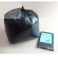Quality ISO Approved Black HDPE Plasticgarbage Bags wholesale