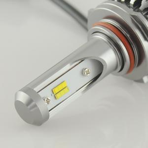 Cheap 9006 12 V Led Headlight Bulbs 65000K 8000 Lumen Single Beam , IP68RateWaterproof for sale