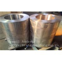 Quality S355J2G3 Carbon Steel Forgings  S355J2 , Pressure vesel Forged Steel Ring wholesale