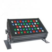Quality 48PCS x 3W 3-In-1 Waterproof Flood LED Wall Washer Lights AC 100V - 240V wholesale