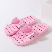 Quality Women Soft Bathroom Slippers Anti Slip Protection Any Color Available wholesale