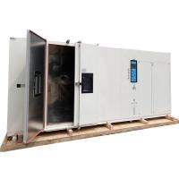 Quality 2000L Large Capacity Drive In Type Programmable -70c Constant Temperature Humidity Walk In Climatic Test Chamber wholesale
