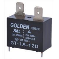 Quality GT-1A-12D 25A 12 Volt Latching Relay for AutomaticControlDevice wholesale