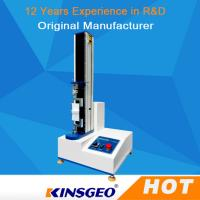 Quality Computer Display Material Tensile Universal Testing Machine 2KN For Fabric / Leather Materials wholesale