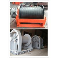 Quality Boat And Lifting Electric Lebus Grooved Drum For Lifting Machinery wholesale