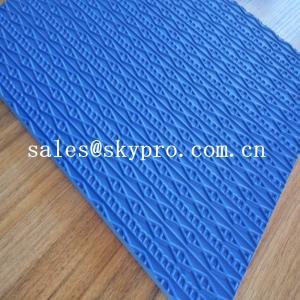 China Anti-slip Shoe Sole Rubber Sheet EVA / rubber foam material on sale