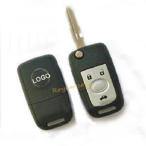 Quality Original Car Key Shell, Remote Cover, Keyless Entry Shell, 3 Buttons Ks117 wholesale