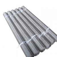 Quality Monel K500 Woven Wire Screen Cloth, Woven Metal Mesh FabricIndustrial Filter Media wholesale