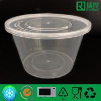 Buy cheap Microwave safe PP Plastic Lunch Container 1000ml product