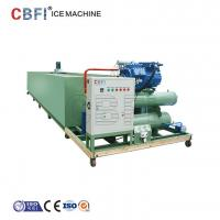 Buy cheap 10 Tons Daily Capacity Containerized Block Ice Machine Containerized Ice Plant from wholesalers