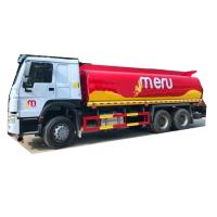 China 2020s new brand cheaper price 25cbm bulk oil tanker transported vehicle for sale, mobile fuel tanker deliver truck on sale